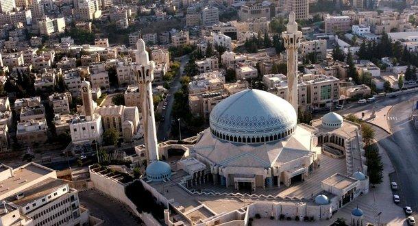Madrid to Amman starting around EUR €300 (USD $350) R/T - November-February 2019