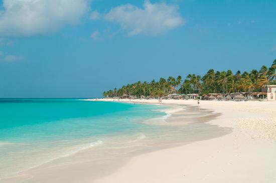 Fort Lauderdale to Aruba for around $187 Roundtrip - JAN-MAR