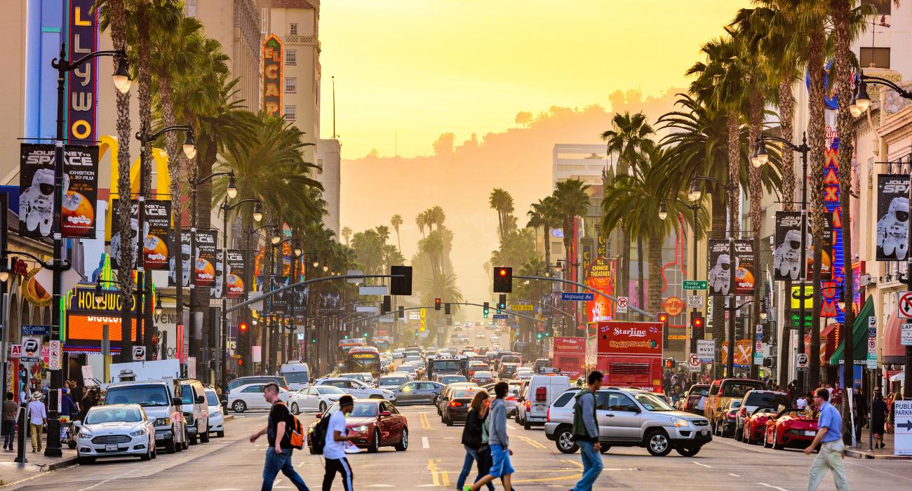 London to Los Angeles for less than GBP £346 (USD $450) R/T