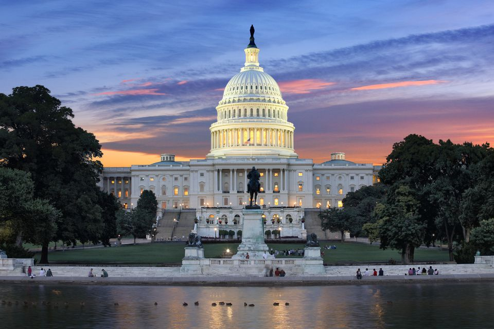 London to Washington DC for less than GBP £272 (USD $350) Roundtrip - JAN-MAR 2019