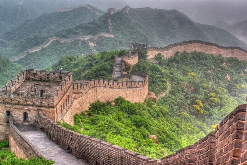 Toronto to Beijing for around CAD $594 (USD $464) R/T  w/ American or United - October to April 2019