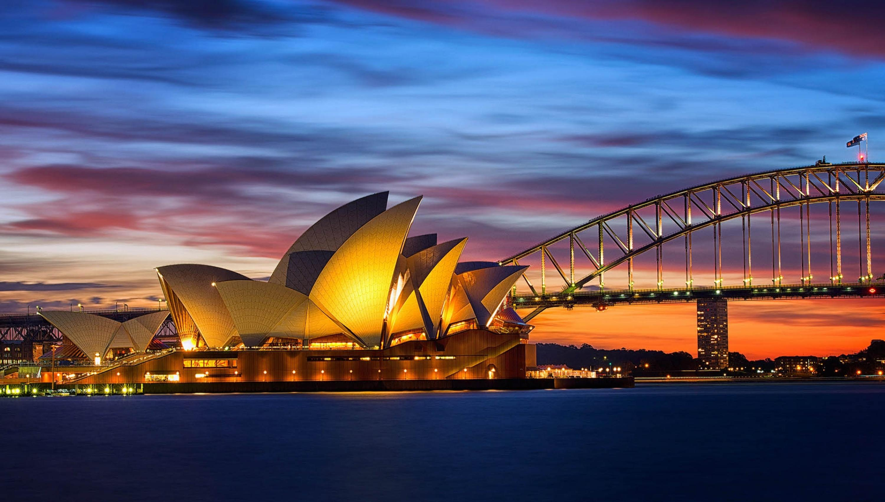 Los Angeles to Sydney for less than $619 R/T - AUG/SEPT