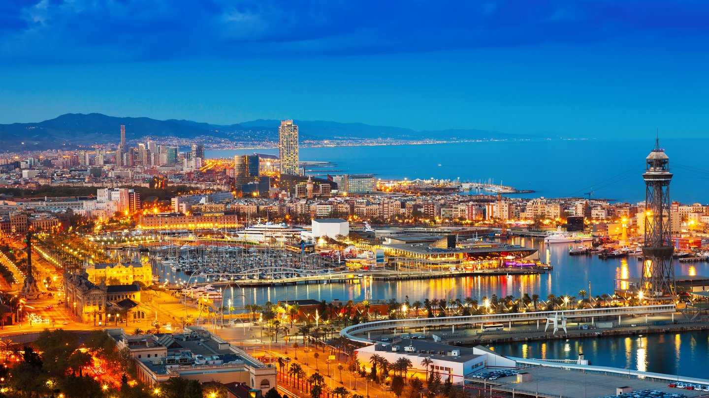 New York/Newark to Barcelona for around $360 Roundtrip - JAN-MAR